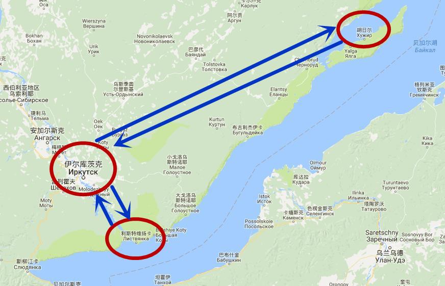 《石话 俄罗斯 下——我就是我,遗留在贝加尔湖畔的琴声》五万公里的