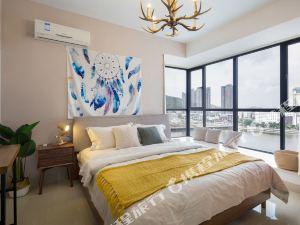 三亚月柠檬·三亚的家公寓(港门村分店)