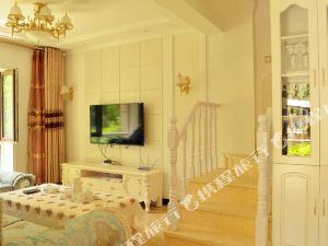 紫藤家庭公寓(兰州仁恒美林郡店)(原仁恒美林郡二店)