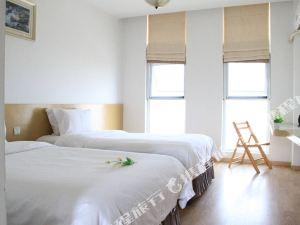 绵阳富乐山九洲国际酒店转角6号青年旅舍