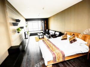 铂港海景度假公寓(青岛那鲁湾店)