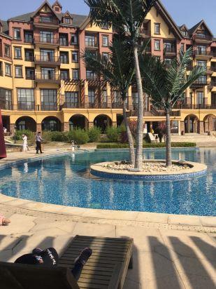 长海海昌广鹿岛度假酒店