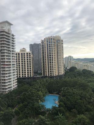三亚椰海时光海景度假公寓