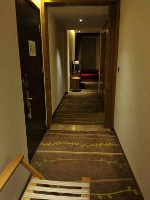 酒店电话机房电路图