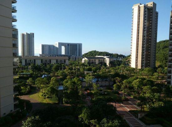 阳江海陵岛保利银滩林语海景公寓