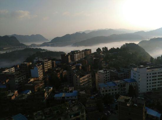 纳雍好看的风景图片