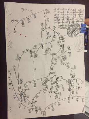 大堂备有老板手绘的四川藏区旅游路线图供大家索取,房间不大但很整洁