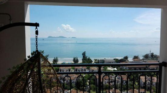 惠东万科双月湾海燕度假酒店(原万科双月湾胜利海景酒店)