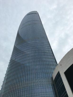 厦门大学世茂海峡双子塔海景公寓(原凤来仪海景酒店)