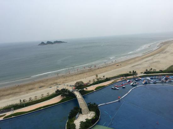 阳江诺盟寓上度假公寓(海陵岛敏捷黄金海岸店)点评