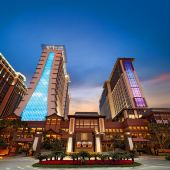 澳门喜来登金沙城中心大酒店(Sheraton Grand Macao Hotel Cotai Central)
