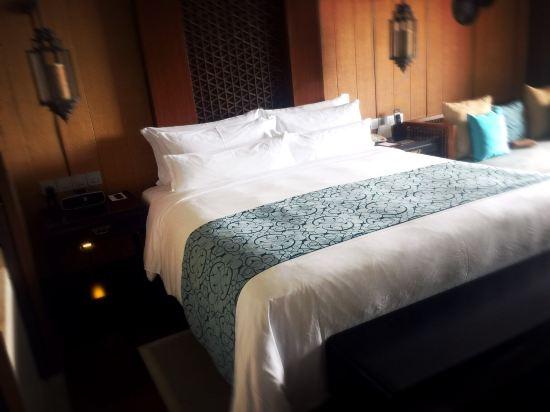 三亚安纳塔拉仅仅有122间客房
