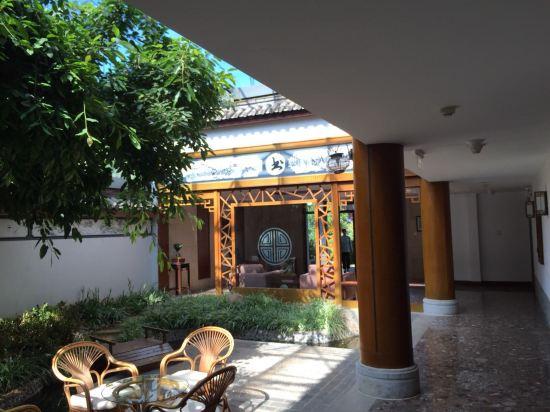 官房大酒店(丽江花园别墅区)
