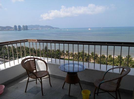 关于三亚碧海金滩家庭旅馆
