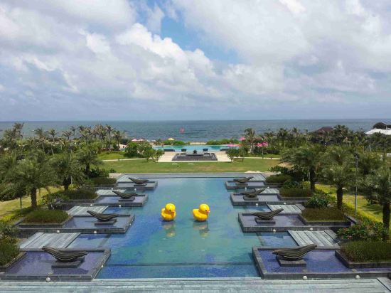 阳江海陵岛保利皇冠假日酒店怎么样好不好服务点评