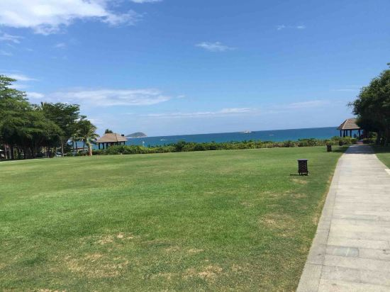 三亚亚龙湾红树林度假酒店