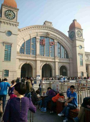 首义路地铁站店地处武昌火车站附近