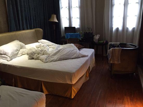 酒店 标间 床结构