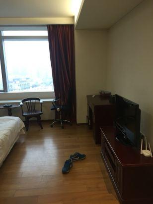 天津天津津塔津海高级酒店公寓怎么样