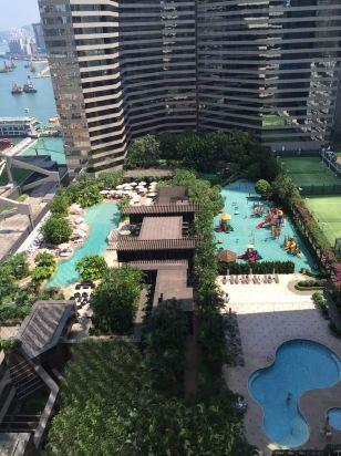 香港君悦酒店(grand hyatt)