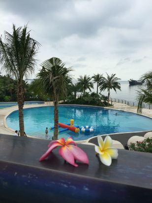 关于三亚凤凰岛国际邮轮港度假酒店