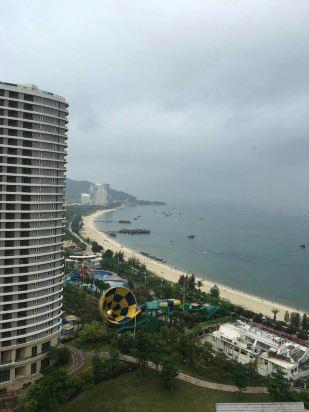 惠东巽寮湾凤凰山水海公园海景度假酒店