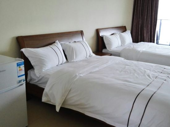 易成国际酒店公寓(阳江海陵岛保利银滩店)