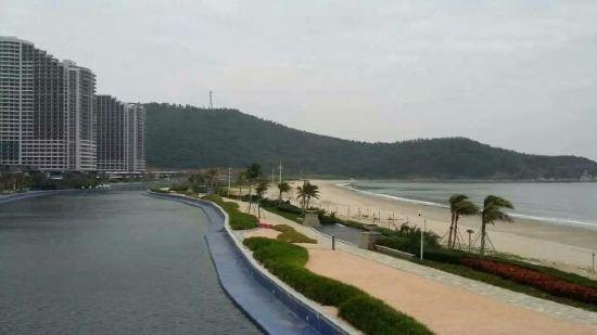 阳江阳江海陵岛敏捷黄金岛维思瑞海滩度假酒店式公寓