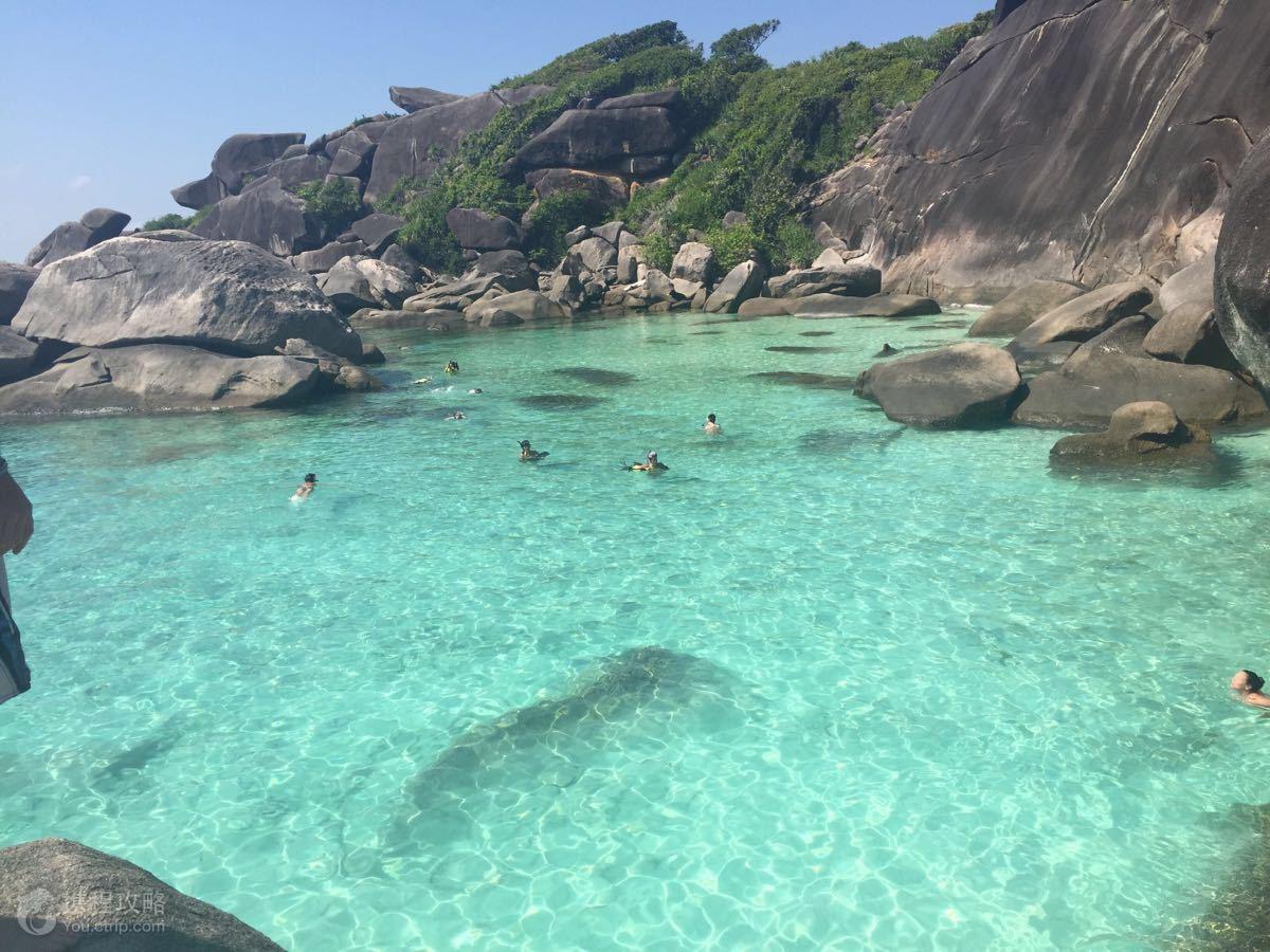 泰国+普吉岛5日4晚跟团游·斯米兰群岛+幻多奇主题