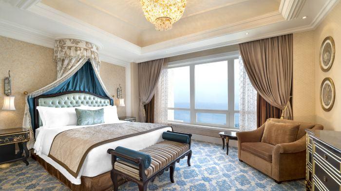 大连一方城堡豪华精选酒店1晚 大连圣亚海洋世界套票·体验梦中的城堡