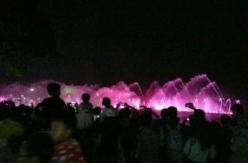 杭州西湖音乐喷泉攻略住宿,朔州音乐喷泉附近西湖v攻略周边图片