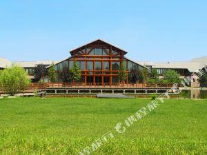唐山南湖紫天鹅庄木屋别墅