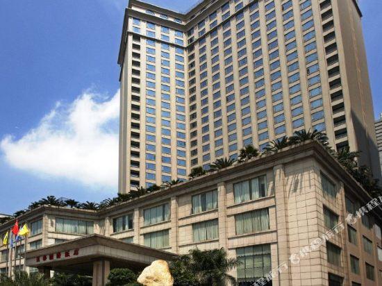 东莞汇华国际饭店图片