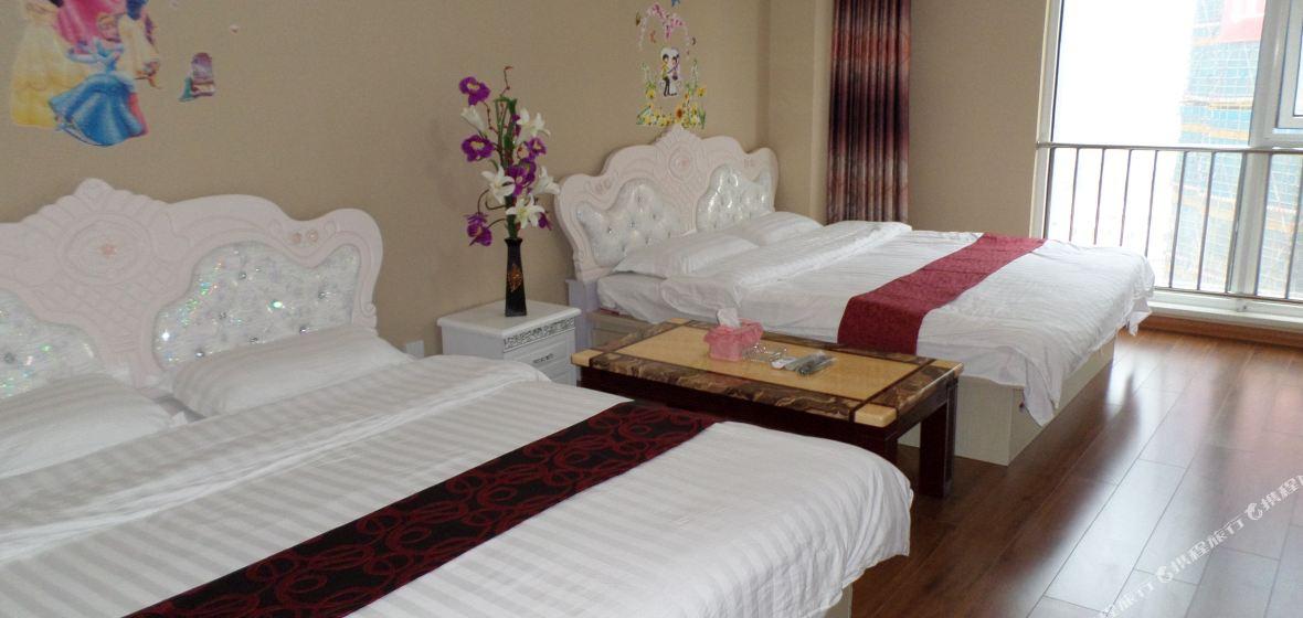 大连森林家园酒店式公寓房间照片