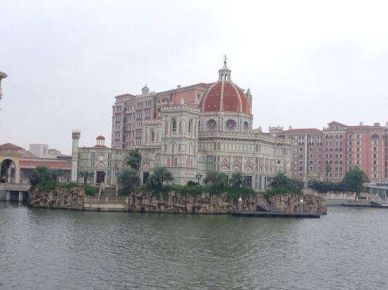 平湖平湖九龙山庄园圣马可酒店点评