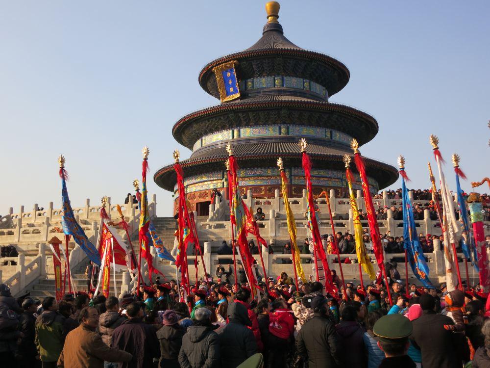 大年三十出发北京图文攻略5天自由行景点攻略2015春节自驾游经典图片