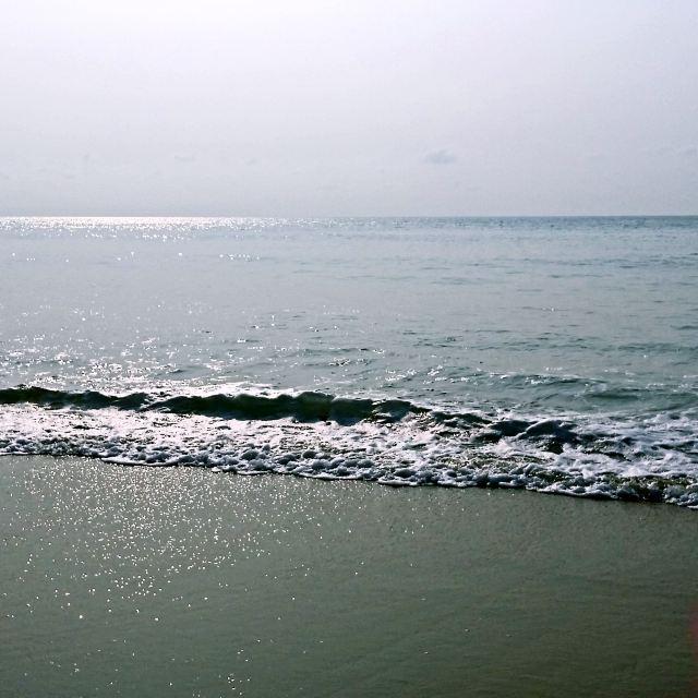 从柳州到阳江,和闺蜜的海陵岛踏浪之行(两天一夜)