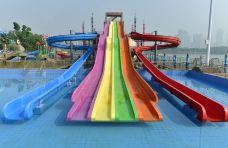 东湖海洋乐园欢乐水世界-武汉