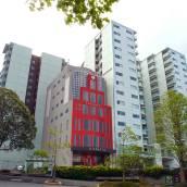 奧克蘭華美達公寓
