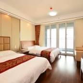 葫蘆島無敵海景180度觀海家庭房酒店式公寓