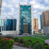 迪拜第一中央酒店套房