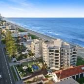 黃金海岸濱海前灘公寓酒店