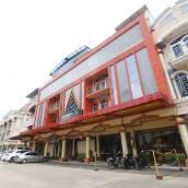 巴淡特區購物中心附近的大紅門 酒店