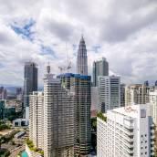 吉隆坡沃塔克斯雙峰塔美景公寓