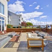 奧克蘭海濱希爾頓欣庭套房酒店
