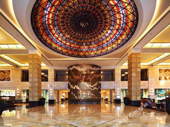 佛山保利洲际酒店1 2晚 OleOle巴西餐厅双人自助晚餐 双人月色餐厅自